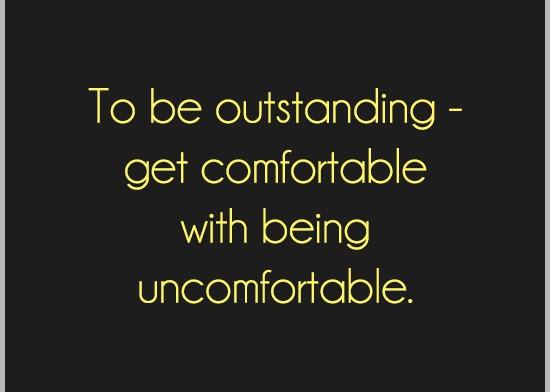 uncomfortable
