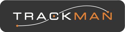 Image result for trackman logo dark