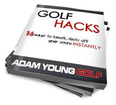 golf hacks downsized