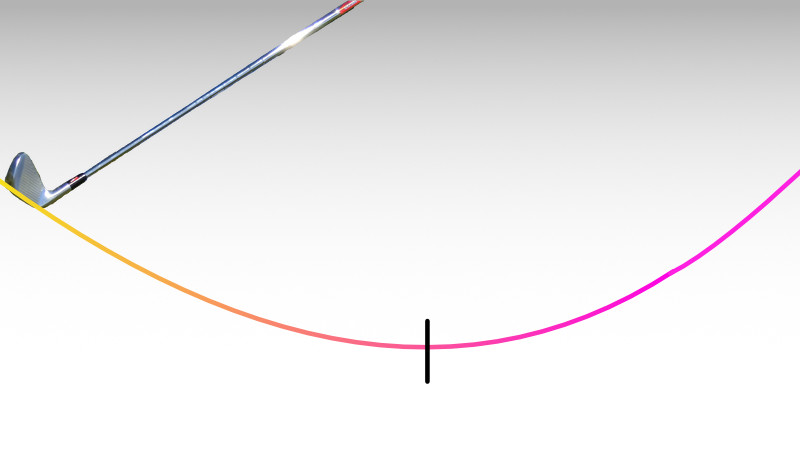 swing arc