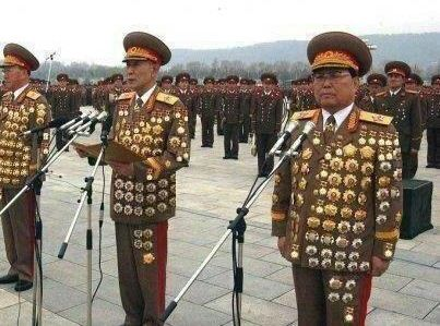 too many medals