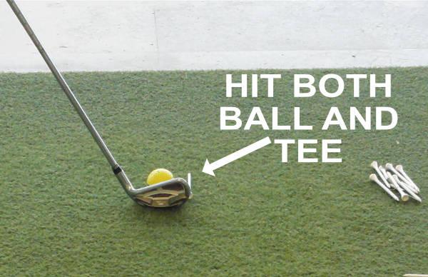 ball and tee