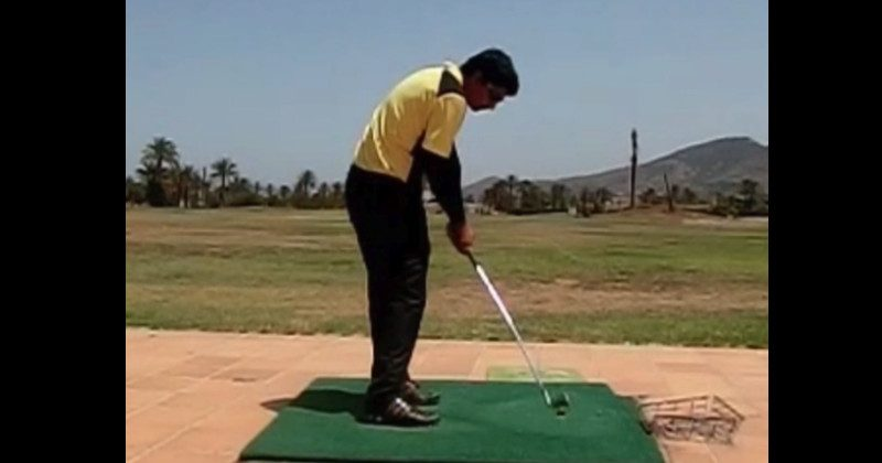 Why Did This Golfer Shank It? 99% of people get the answer