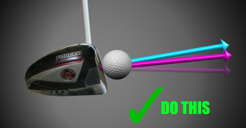 reduced spin loft high launch golf