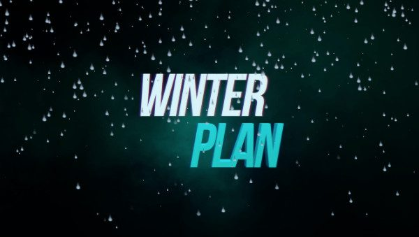 Winter Golf Plan