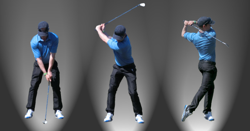 How To Swing A Golf Club >> The Correct Way To Swing The Golf Club Adam Young Golf