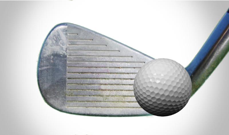 a golf shank