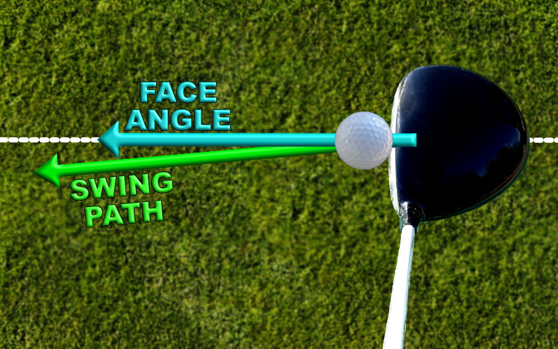 olf driver path left face open slice
