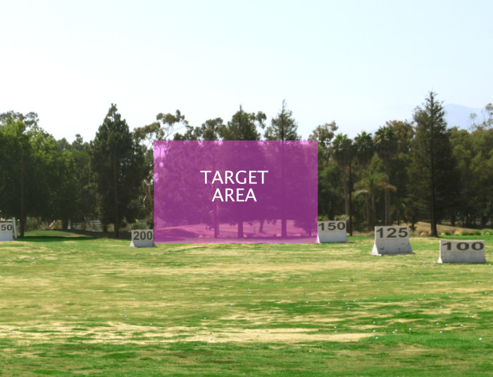 target in golf