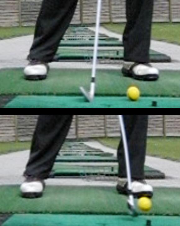 golf fat shot range mat